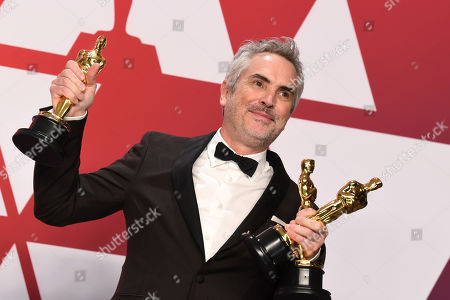 Alfonso Cuaron - Director, Orignal Screenplay and Cinematography - 'Roma'