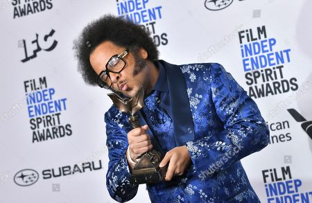 Boots Riley - Best First Feature - 'Sorry To Bother You'