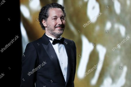 Guillaume Gallienne attends the 44th annual Cesar awards ceremony held at the Salle Pleyel concert hall in Paris, France, 22 February 2019.