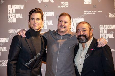 Matt Bomer, John Butler and Alejandro Patino