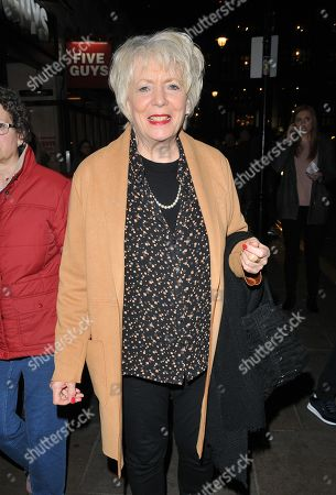 Editorial picture of 'Heartbeat of Home' musical press night, London, UK - 22 Feb 2019