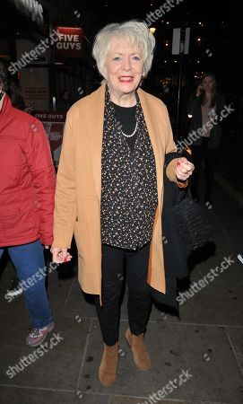 Editorial image of 'Heartbeat of Home' musical press night, London, UK - 22 Feb 2019