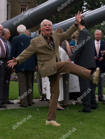 Dad's Army Actor - Clive Dunn . Rexmailpix.