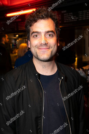Stock Picture of Daniel Ings