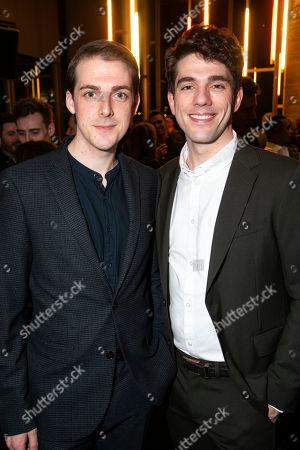 Stock Photo of Harry Hepple (Young Buddy) and Ian McIntosh (Young Ben)
