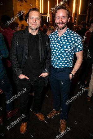 Lex Shrapnel and Sam Marks