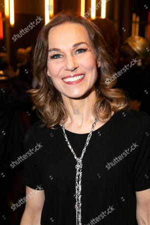 Joanna Riding (Sally Durant Plummer)