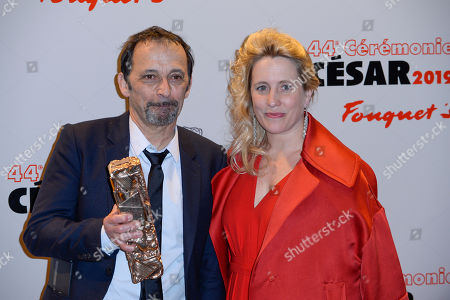 Editorial picture of 44th Cesar Film Awards, Press Room, Paris, France - 22 Feb 2019