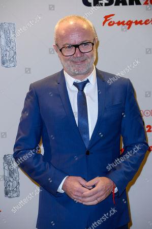 Editorial image of 44th Cesar Film Awards, Press Room, Paris, France - 22 Feb 2019