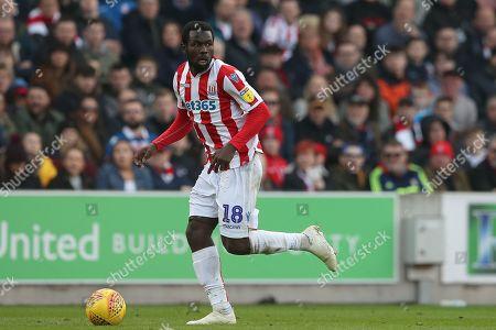 Mame Biram Diouf of Stoke City