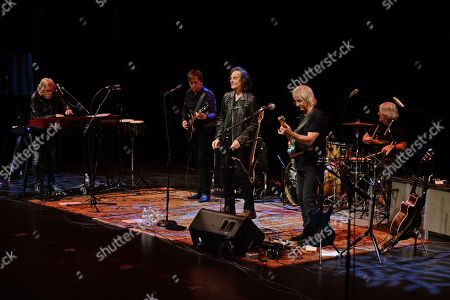 Stock Picture of Rod Argent, Soren Koch, Colin Blunstone, Steve Rodford, Tom Toomey