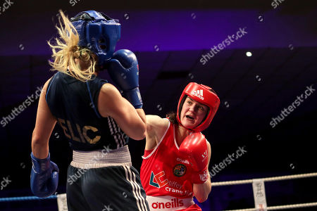 Editorial picture of National Elite Championship Finals, National Stadium, Dublin  - 23 Feb 2019