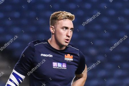 Editorial picture of Edinburgh Rugby v Cardiff Blues, Guinness Pro 14 2018_19 - 23 Feb 2019
