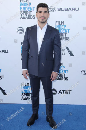 Editorial picture of 34th Film Independent Spirit Awards, Arrivals, Los Angeles, USA - 23 Feb 2019