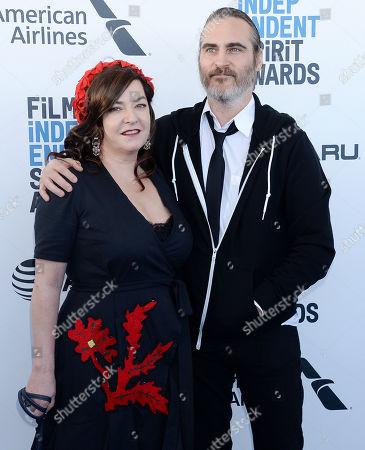 Joaquin Phoenix, Lynne Ramsay
