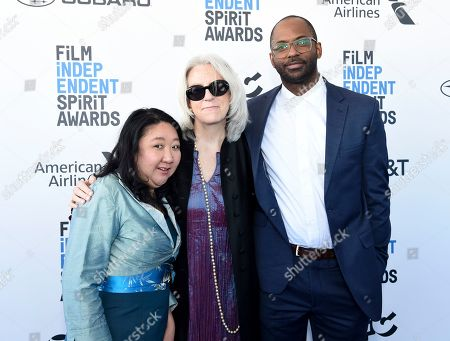 Editorial photo of 2019 Film Independent Spirit Awards - Red Carpet, Santa Monica, USA - 23 Feb 2019