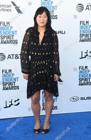 Editorial image of 2019 Film Independent Spirit Awards - Arrivals, Santa Monica, USA - 23 Feb 2019