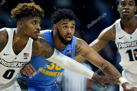 Editorial image of Marquette Basketball, Providence, USA - 23 Feb 2019