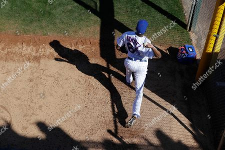 _DC1#2. Chicago Cubs' Carlos Ramirez throws during a spring training baseball game against the Milwaukee Brewers