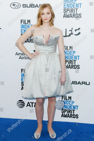 Editorial image of 34th Film Independent Spirit Awards, Arrivals, Los Angeles, USA - 23 Feb 2019