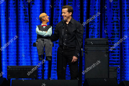 Editorial picture of Jeff Dunham 'Passively Aggressive Tour' at the Frank Erwin Center, Austin, USA - 15 Feb 2019