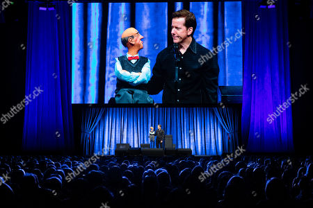 Editorial image of Jeff Dunham 'Passively Aggressive Tour' at the Frank Erwin Center, Austin, USA - 15 Feb 2019