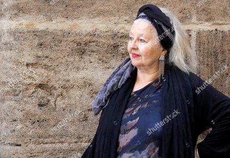 Editorial picture of Hanna Schygulla visits Valencia, Spain - 24 Feb 2019