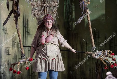 Rosie Aldridge as Angrboda