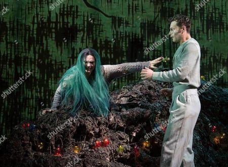 Marta Fontanals-Simmons as Hel, Dan Shelvey as Baldr