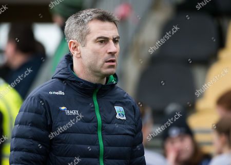 Donegal v Fermanagh. Fermanagh manager Rory Gallagher
