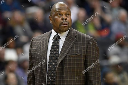 Editorial image of Villanova Georgetown Basketball, Washington, USA - 20 Feb 2019