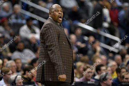 Editorial picture of Villanova Georgetown Basketball, Washington, USA - 20 Feb 2019