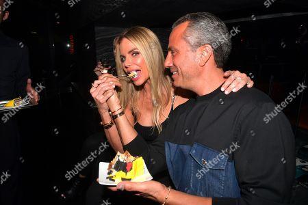Editorial photo of Frankie Rosello Birthday Party, Miami Beach, USA - 23 Feb 2019
