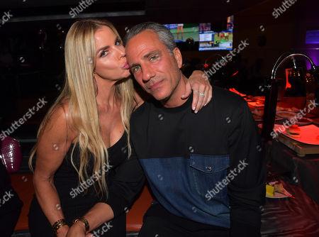 Editorial image of Frankie Rosello Birthday Party, Miami Beach, USA - 23 Feb 2019