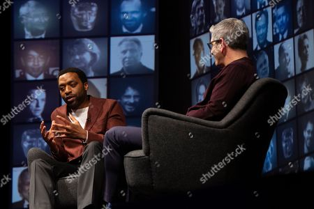 Editorial photo of A Life in Pictures with Chiwetel Ejiofor, BAFTA 195 Piccadilly, London, UK - 23 Feb 2019