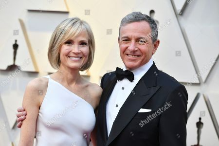 Willow Bay, Robert Iger. Willow Bay, left, and Robert Iger arrive at the Oscars, at the Dolby Theatre in Los Angeles