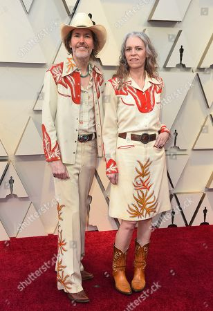 David Rawlings, Gillian Welch. David Rawlings, left, and Gillian Welch arrive at the Oscars, at the Dolby Theatre in Los Angeles