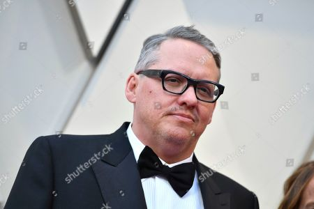 Adam McKay arrives at the Oscars, at the Dolby Theatre in Los Angeles
