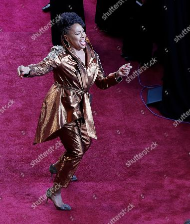 Jennifer Lewis arrives for the 91st annual Academy Awards ceremony at the Dolby Theatre in Hollywood, California, USA, 24 February 2019. The Oscars are presented for outstanding individual or collective efforts in 24 categories in filmmaking.