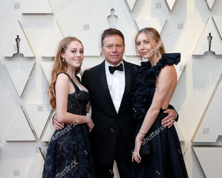 Bill Gerber and guests arrive for the 91st annual Academy Awards ceremony at the Dolby Theatre in Hollywood, California, USA, 24 February 2019. The Oscars are presented for outstanding individual or collective efforts in 24 categories in filmmaking.