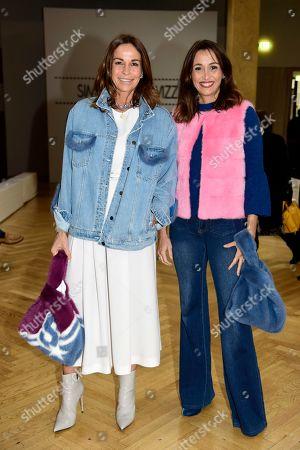 Cristina and Benedetta Parodi