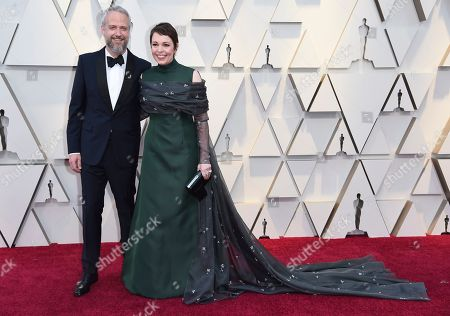 Editorial photo of 91st Academy Awards - Arrivals, Los Angeles, USA - 24 Feb 2019
