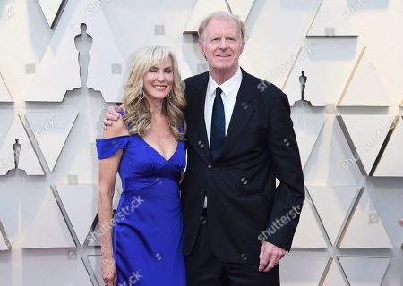 Rachelle Carson, Ed Begley Jr. Rachelle Carson and Ed Begley Jr. arrive at the Oscars, at the Dolby Theatre in Los Angeles