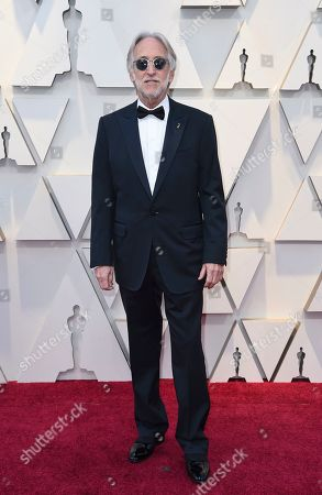 Neil Portnow arrives at the Oscars, at the Dolby Theatre in Los Angeles