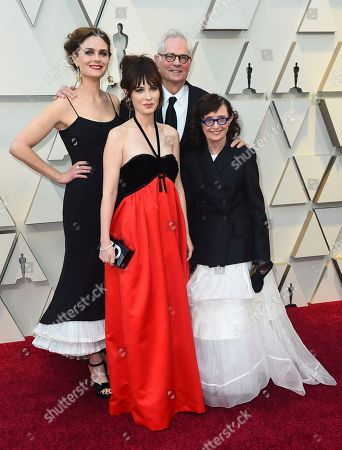 Editorial picture of 91st Academy Awards - Arrivals, Los Angeles, USA - 24 Feb 2019