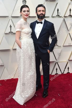 Marta Nieto, Rodrigo Sorogoyen. Marta Nieto, left, and Rodrigo Sorogoyen arrive at the Oscars, at the Dolby Theatre in Los Angeles