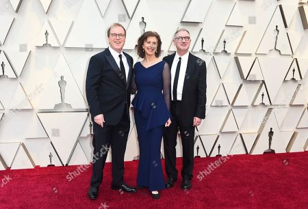 Editorial image of 91st Academy Awards - Arrivals, Los Angeles, USA - 24 Feb 2019