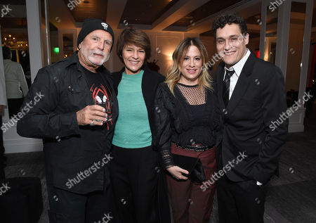 Avi Arad, Kristine Belson, Christina Steinberg, Phil Lord