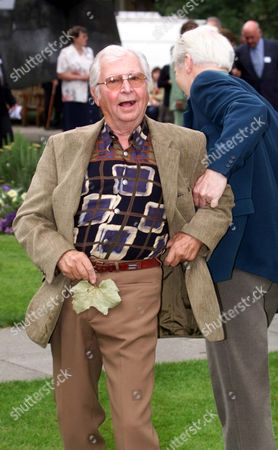 Actor Clive Dunn At The 30th Anniversary Of The Famous Television Series 'dad's Army' . Rexmailpix.