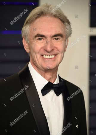 David Steinberg arrives at the Vanity Fair Oscar Party, in Beverly Hills, Calif